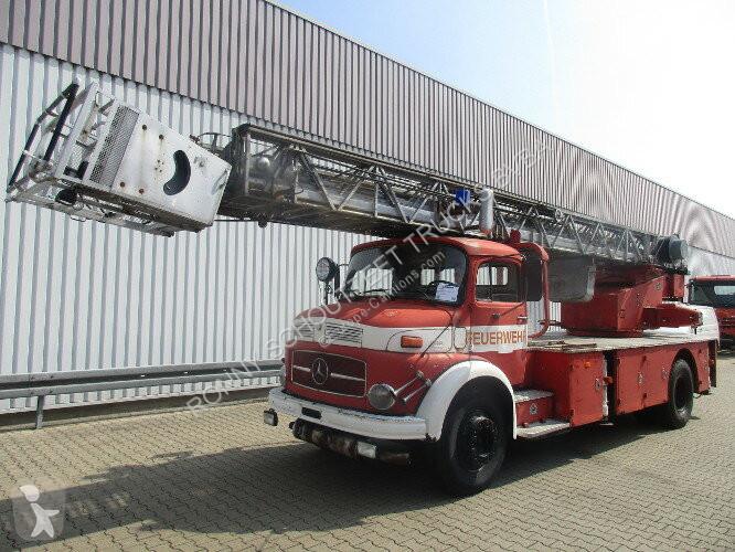 Véhicule utilitaire Mercedes - L 1519 4x2 DL 30 L 1519 4x2 Feuerwehr Drehleiter DL30