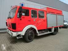 ambulance Mercedes - 1017 AF  4x4 1017 AF 4x4, TLF16/25 4x4 occasion - n°2481441 - Photo 1