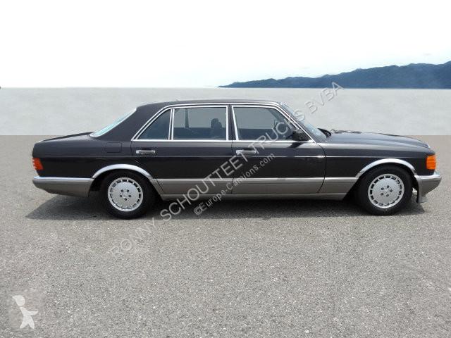 Voir les photos Véhicule utilitaire Mercedes 500 SEL 500 SEL Limousine, mehrfach VORHANDEN!