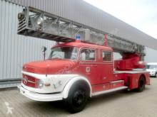 pojazd dostawczy Mercedes - L338/50 DL37 L1418 Metz Drehleiter DL37