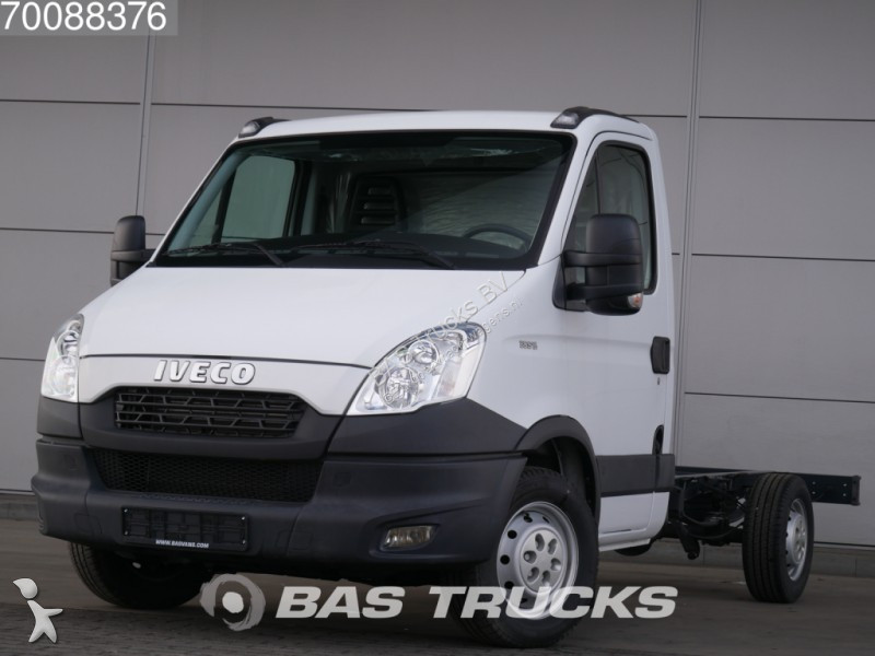 Furgoneta chasis cabina iveco daily 35s15 4x2 diesel usada n 2486907 - Iveco daily chasis cabina ...