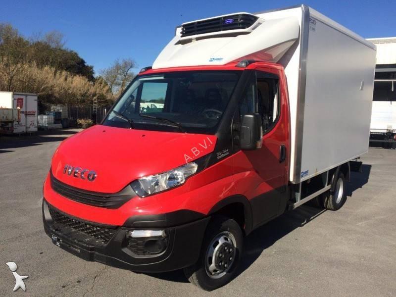 Furgoneta chasis cabina iveco daily 4x2 nueva n 2495792 - Chasis cabina ...