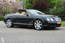 Bentley Continental GTC W12 ZWART/BEIGE