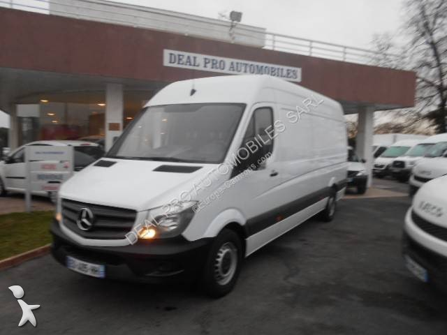 fourgon utilitaire mercedes sprinter 313 cdi 43s gazoil occasion n 2521972. Black Bedroom Furniture Sets. Home Design Ideas