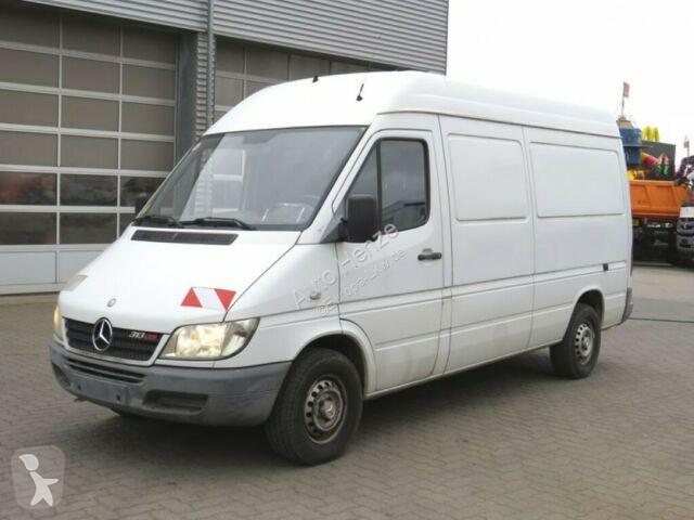 Mercedes Sprinter 313 CDI Kasten  Transporter/Leicht-LKW