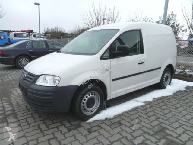 Voir les photos Véhicule utilitaire Volkswagen Caddy 2KN Kasten