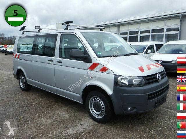 combi volkswagen transporter t5 2 0l 4motion klima ahk. Black Bedroom Furniture Sets. Home Design Ideas