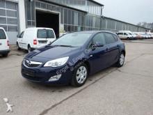 coche descapotable Opel