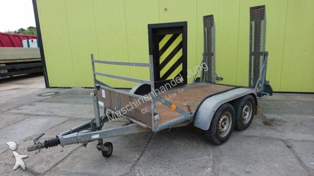 Used Na Light Trailer Anhänger Saris Fb3027 Sdah Offener