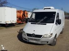 utilitară frigorifică transport produse congelate (<0°C) Mercedes