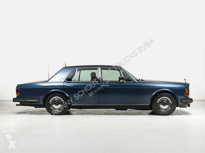 Ver las fotos Furgoneta Rolls-Royce Silver Spirit 2  Autom./Klima/eFH./NSW/Radio