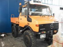 Voir les photos Véhicule utilitaire Unimog Mercedes-Benz  U 1600