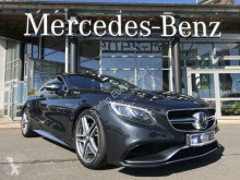 Mercedes S 63 AMG Coupe 4M+7G+ DISTR.+COMAND+SHD+LED+EDW