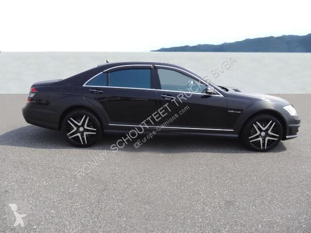 Voir les photos Véhicule utilitaire Mercedes S 65 AMG Limousine lang S 65 AMG lang, 2x VORHANDEN!