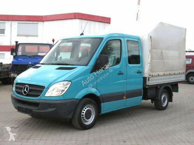 Mercedes Sprinter 315 CDI Pritsche Doppelkabine  Transporter/Leicht-LKW