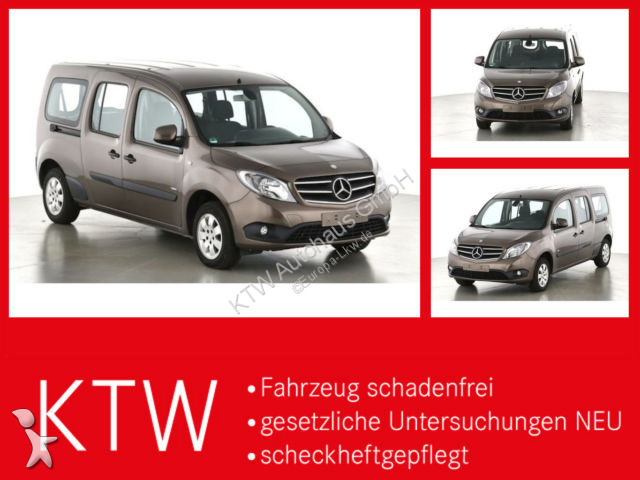 combi mercedes citan 111 extralang 7 sitzer klima radio cd. Black Bedroom Furniture Sets. Home Design Ideas