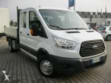 Ford three-way side tipper van