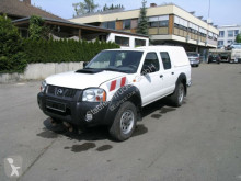 Nissan NP 300 PickUp 4WD AHK Schalter Manual Klima