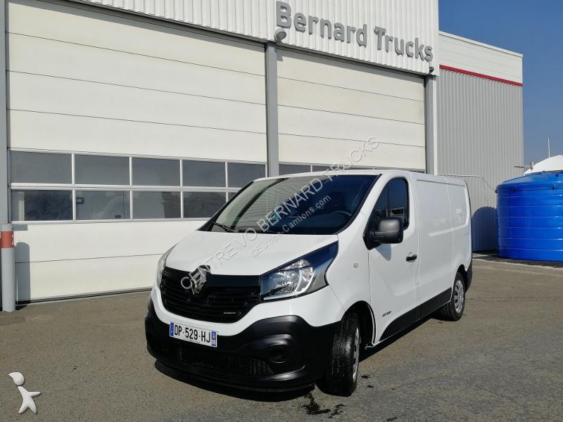 Véhicule utilitaire Renault Fg L1H1 1000 1.6 dCi 120ch energy Grand Confort
