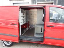Mercedes Vito 110 CDI - KLIMA - Werkstatteinbau