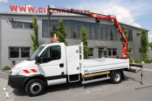 dostawcza platforma burtowa Iveco