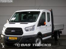 Ford Transit Open Laadbak A/C Double cabin Towbar