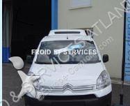 Citroën refrigerated van