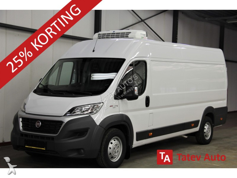 new fiat ducato large volume box van 2 3 l4h2 maxi vriesauto koelwagen thermoking 220v 4x2 n. Black Bedroom Furniture Sets. Home Design Ideas