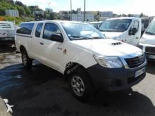 Toyota company vehicle