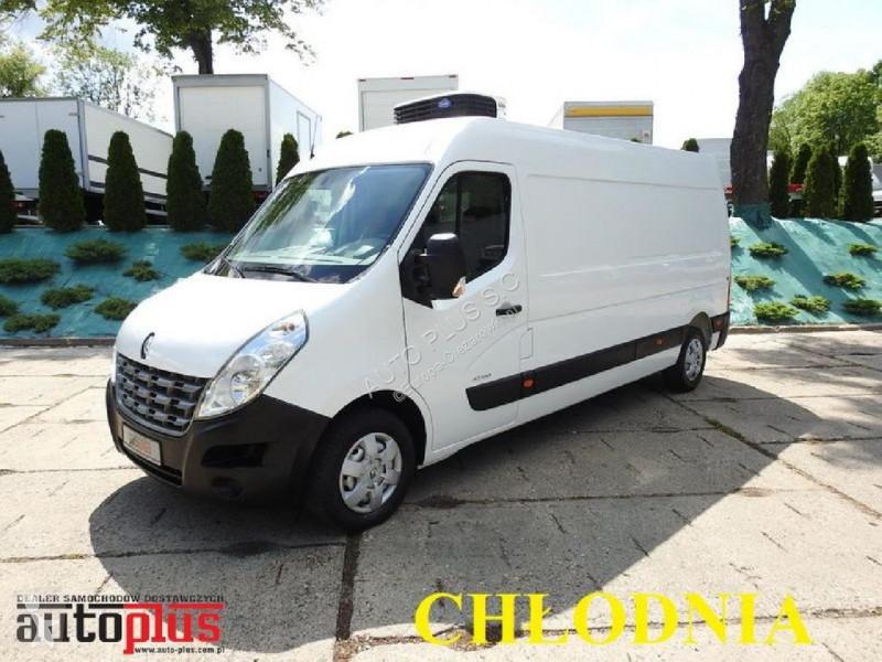 Pojazd dostawczy Renault RENAULTMASTER23 MULTIJET FURGON CHŁODNIA (0*C) KLIMA [ 0484 ]