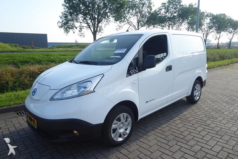 Tweedehands Bestelwagen Nissan Nv200 Elektrisch 14dkm Elektrisch