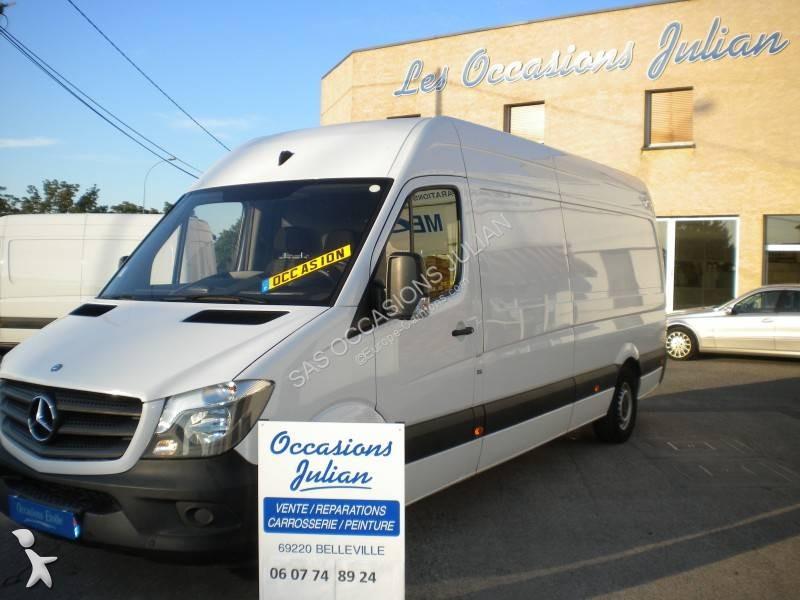 Used Mercedes Sprinter >> Used Mercedes Sprinter Cargo Van 313 Cdi 43s 4x2 Diesel N 2774033