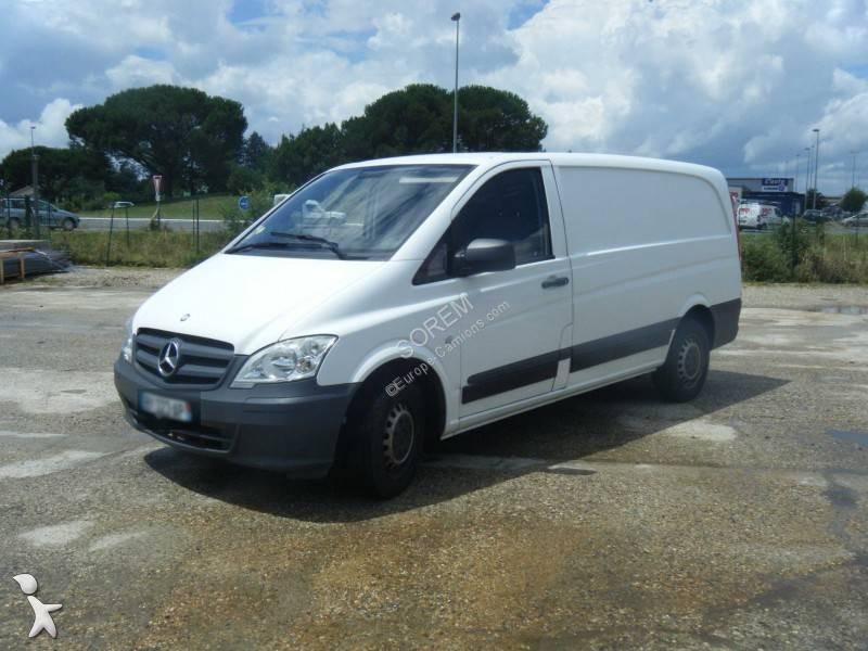 e5844fddc8 Used Mercedes Vito cargo van 110 CDI - n°2779740