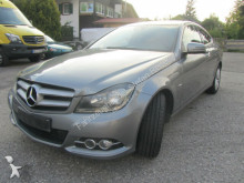 Mercedes C 220 CDI DPF Coupe (BlueEFFICIENCY) 7G-TRONIC