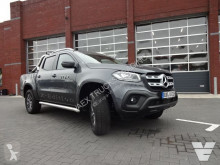 bedrijfswagen Mercedes X-Klasse Pick-up