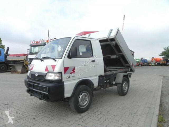 K.A. Kipper S85 2-Achs Allradkipper Transporter/Leicht-LKW