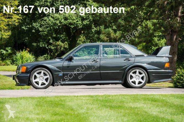 Преглед на снимките Лекотоварен автомобил Mercedes E 2.5-16 Evolution II  E 2.5-16 Evolution II, Nr.167 von 502 gebauten
