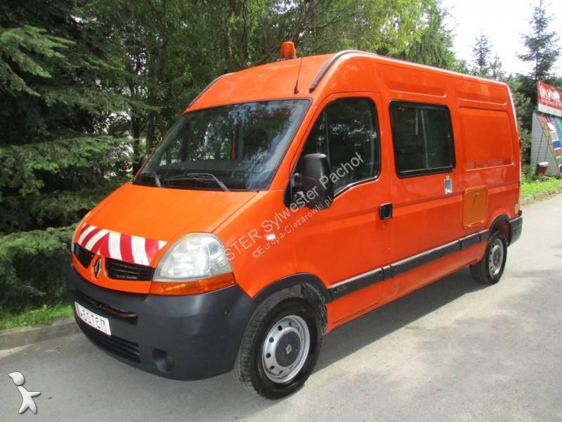 Used Renault Master Transporter 2 5 Dci 100 Diesel N 2797600
