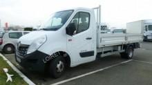 Renault dropside flatbed van