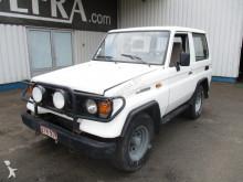 bedrijfswagen Toyota