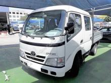 Toyota dropside flatbed van