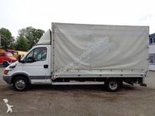 Iveco Daily 50C15 MAXI 4,5 M P+P+LBW Zwilingsbereift