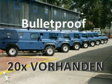 Land Rover Defender Neu Armoured, 110 HAT 2,2 DT 4, 110 HAT 2,2 DT 4,NEU Armoured