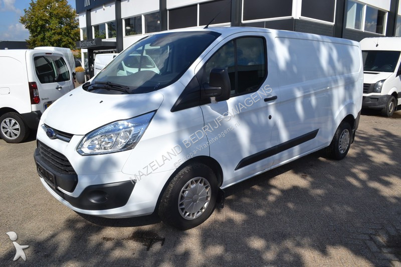 Used Ford Transit Large Volume Box Van 290 22 Tdci L2h1