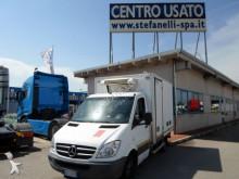 used refrigerated van
