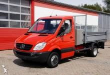 Mercedes tipper van