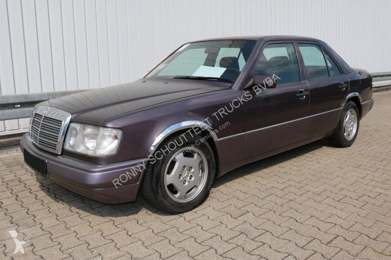 Voir les photos Véhicule utilitaire Mercedes 300 D 300 D, ca. 19.000km Autom./eFH./E-Dach