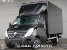 Renault Master DCI 165 3.5t Bakwagen Laadklep Zijdeur Navi