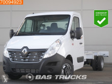 Renault Master CCAB RTWD 145EVI Navigatie Airco Chassis cabine A/C Cruise control