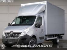 Renault Master RTWD 165EVI Bakwagen Laadklep Zijdeur Navi A/C Cruise control